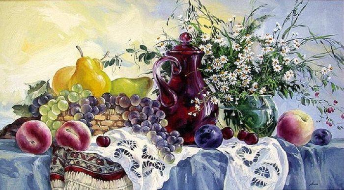 художник Анатолий Бруно картины - 07