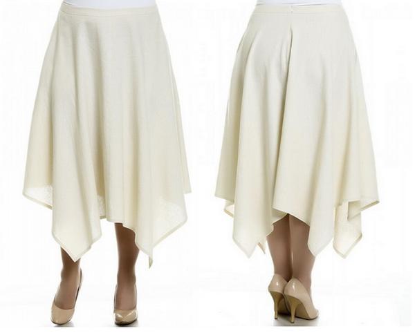 Схемы моделирования юбок