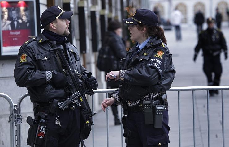 В Норвегии 15-летняя девочка убила ножом сотрудницу торгового центра