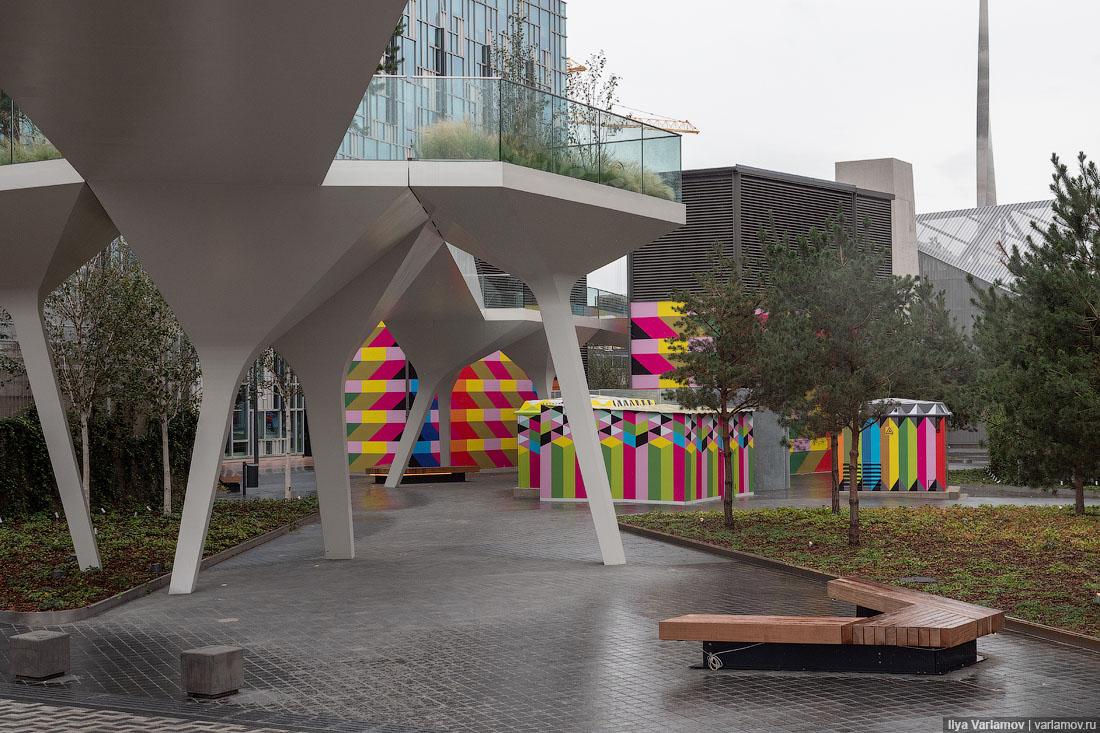 «Линейный парк культуры» в Лондоне: хотели бы тут гулять?