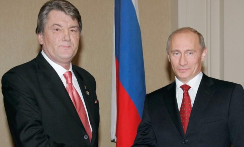 Ющенко: Украинцы во время моего президентства хотели видеть лидером страны Путина