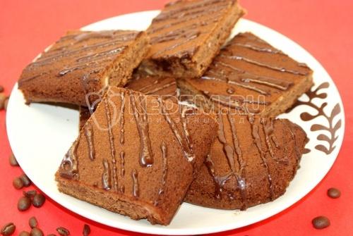 Шоколадное печенье «Ночка»