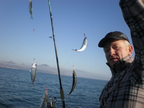 геленджик рыбалка на лодке