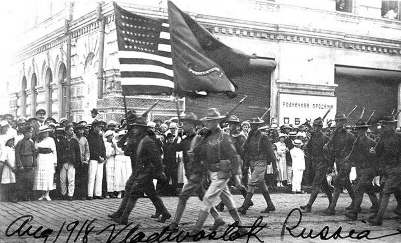 Русский трофей. Как интервенция Антанты привела Россию к гражданской войне (7 фото)