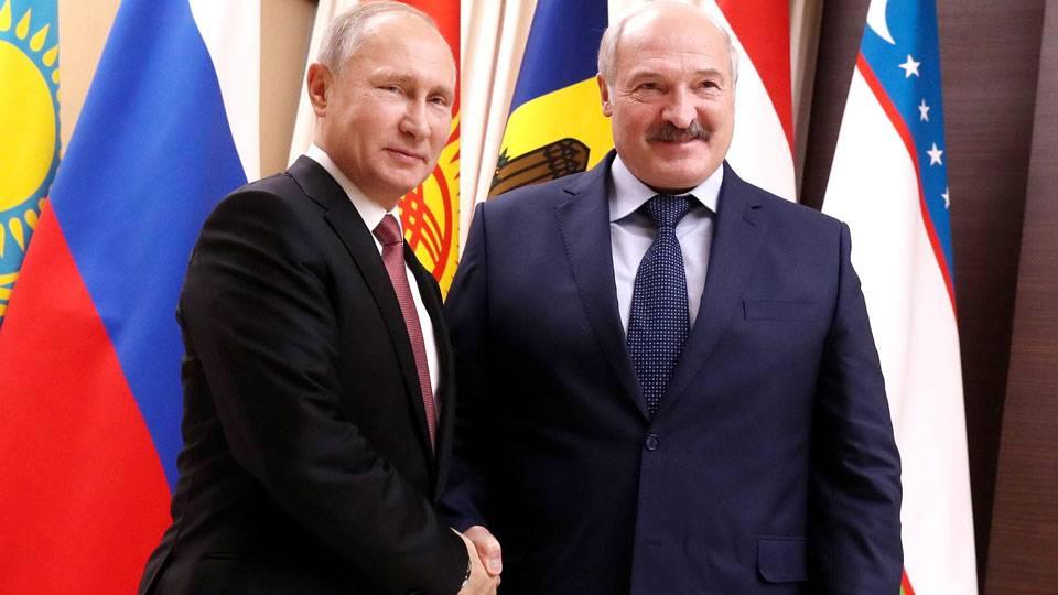 ЕвроСМИ: Беларусь уйдет от РФ на