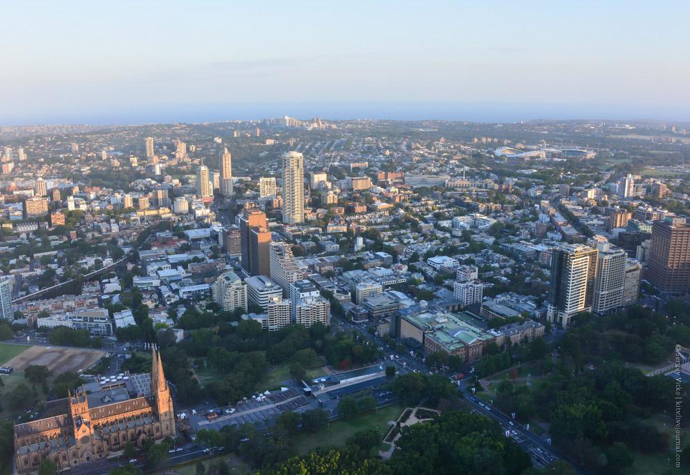 Небесный Сидней