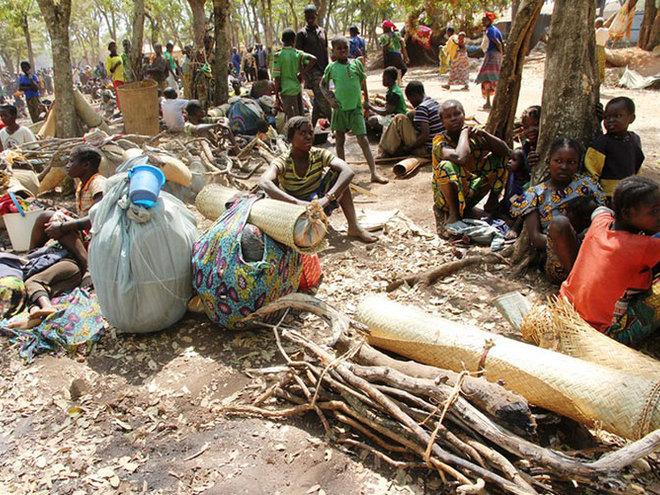 Определены ТОП-8 самых голодающих стран мира