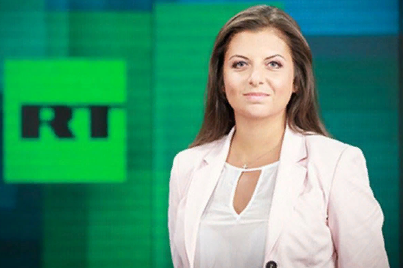 Маргарита Симоньян: Каста представителей власти