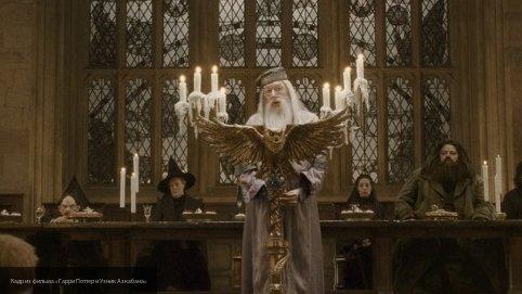 Джоан Роулинг рассказала о любовной связи между Дамблдором и Грин-де-Вальдом