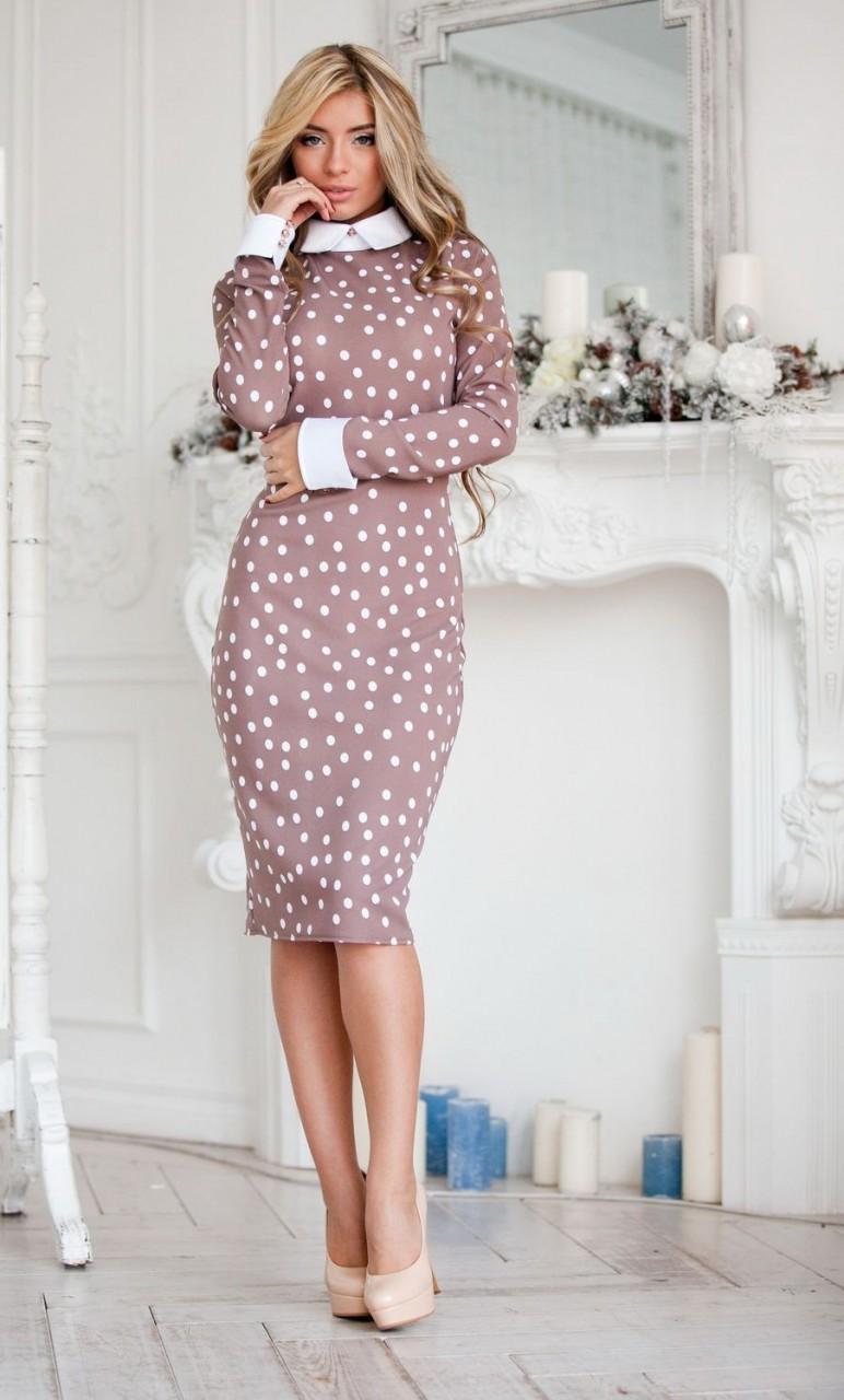 Топ-10 платьев, модных в новом сезоне