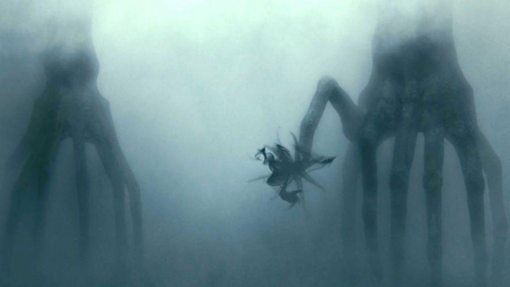 Инопланетяне, у которых нет глаз, языка и ушей