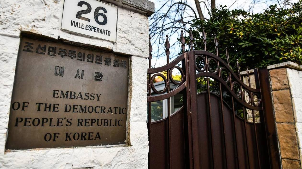 О нападение ЦРУ на посольство КНДР в Мадриде
