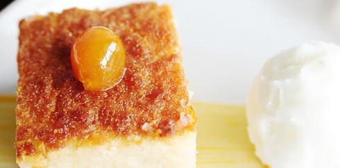 Рецепт греческого апельсинового торта