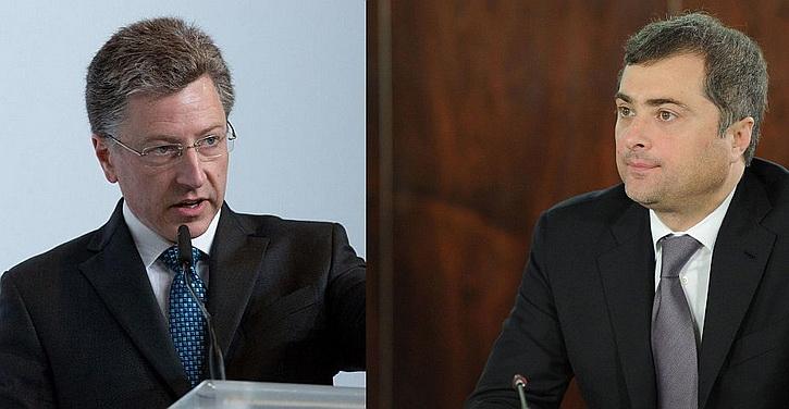 Украине не нравятся решения Волкера и Суркова, но мнение Киева вообще никому не интересно