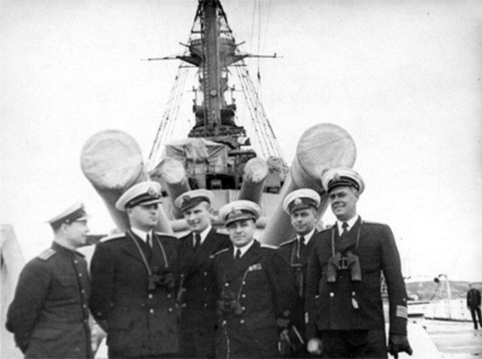 Как британская королева выбрала советского моряка СССР, военное, истории, ностальгия, факты