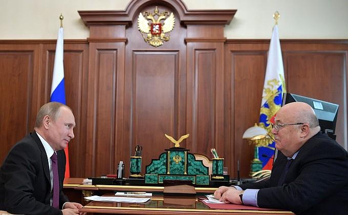 Встреча с Советом законодателей