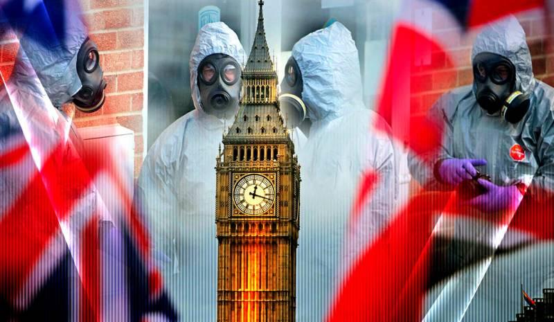 Россия не стала церемониться с Лондоном