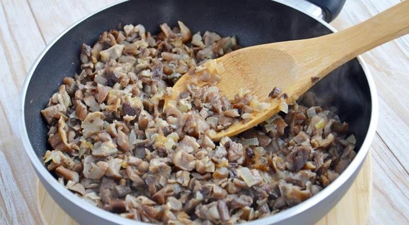 рисовые зразы с начинкой