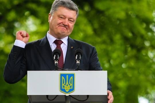 Президент Украины ищет возможность сдаться России