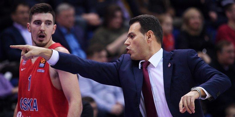 Димитрис Итудис: «К следующему матчу мы должны подойти более мудрыми и более терпеливыми»