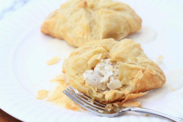Нетрадиционные блюда из слоеного теста