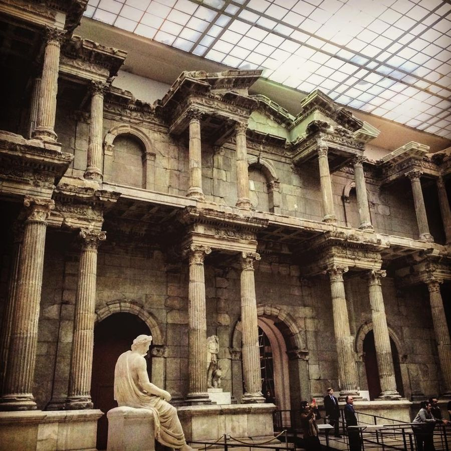 Пергамский музей (Берлин, Германия)