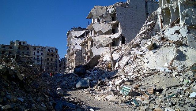 Новости Сирии. Сегодня 8 февраля 2017