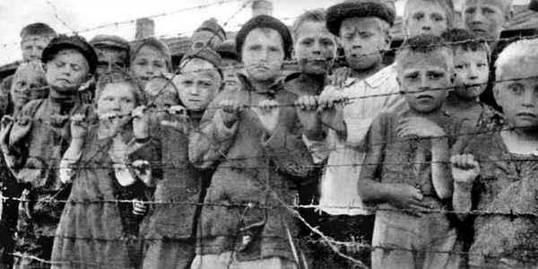 Детская фабрика крови. Саласпилс - Латвия
