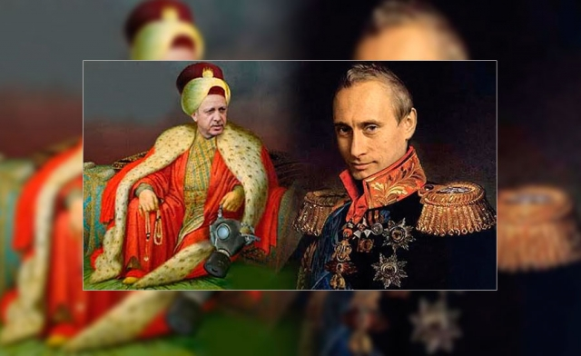 Ярость Эрдогана Великолепного