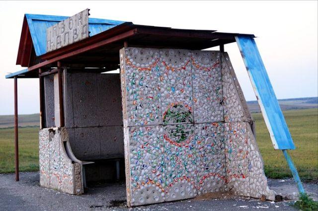 Фарфоровые остановки из Челябинской области