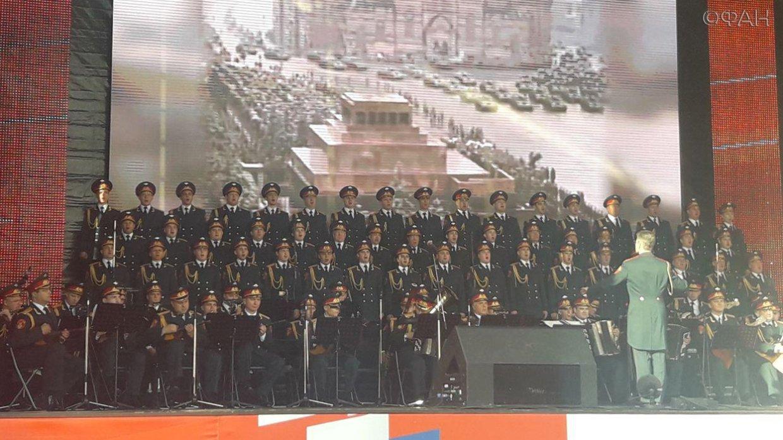 Поляки освистали радикалов, пытавшихся сорвать концерт ансамбля Александрова