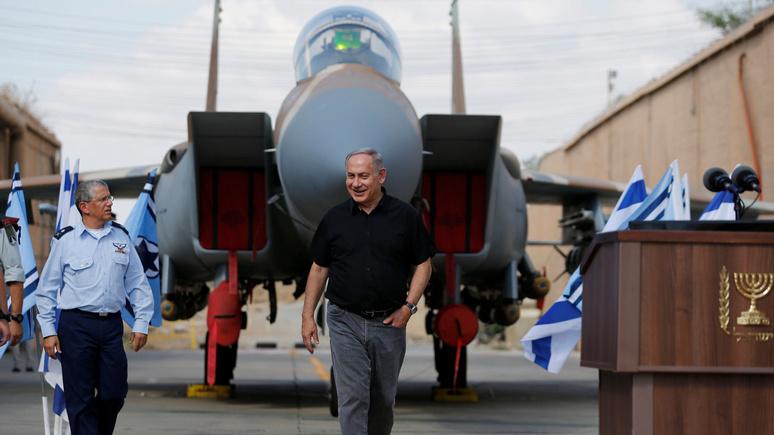 Handelsblatt: «подарок» русских Израиль разбомбит — как только Асад его распакует