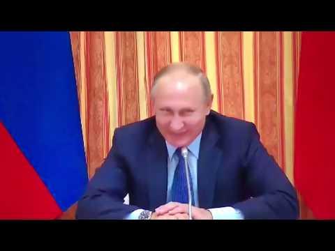 Как глава Минсельхоза Ткачев на совещании Путина рассмешил (ВИДЕО)