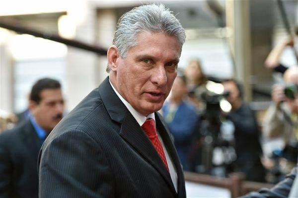 Новый лидер Кубы заявил опродолжении революции