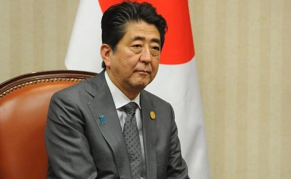 Премьер-министр Японии посетит вконце апреля Россию
