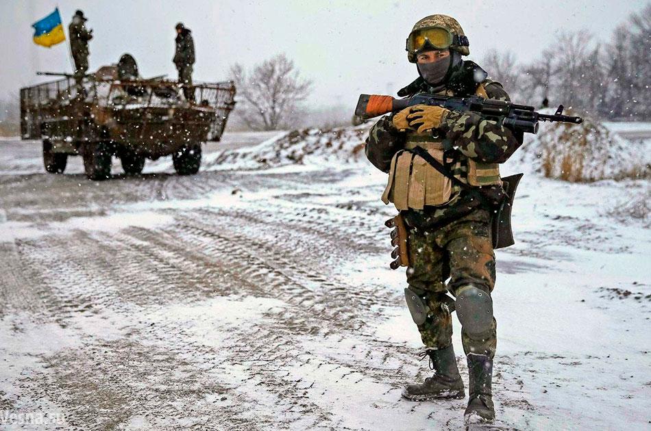 Американцы готовят войну в Донбассе