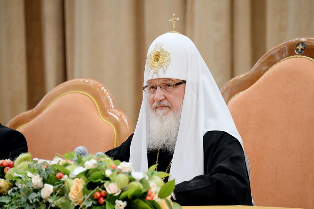 Патриарх Кирилл: работа в церкви ради пиара не приведет к спасению души