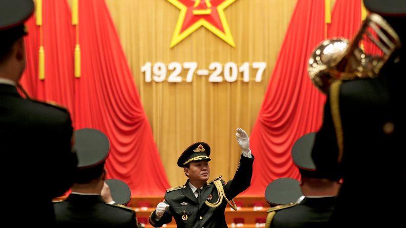 Китай готов к войне, даже с США