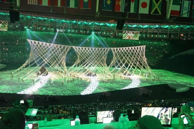 Онлайн трансляция открытие олимпиады в рио
