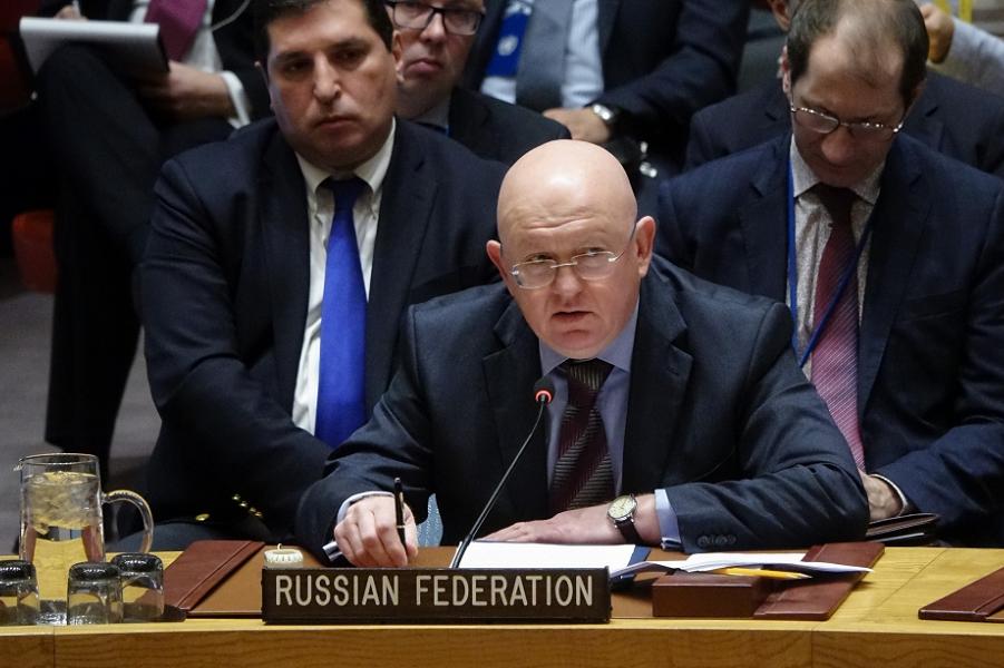 Германия против нейтрализации России в Совбезе ООН