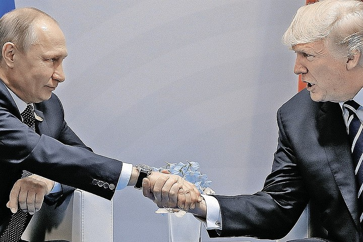 Ушаков: дата встречи Путина и Трампа в Аргентине пока согласовывается