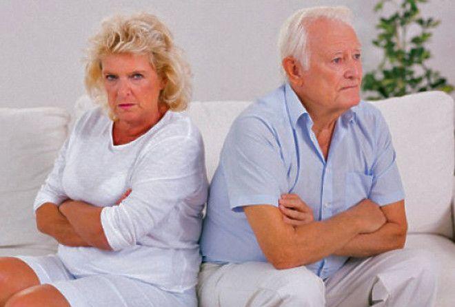 Что может послужить причиной расставания с человеком, с которым прожито полжизни?