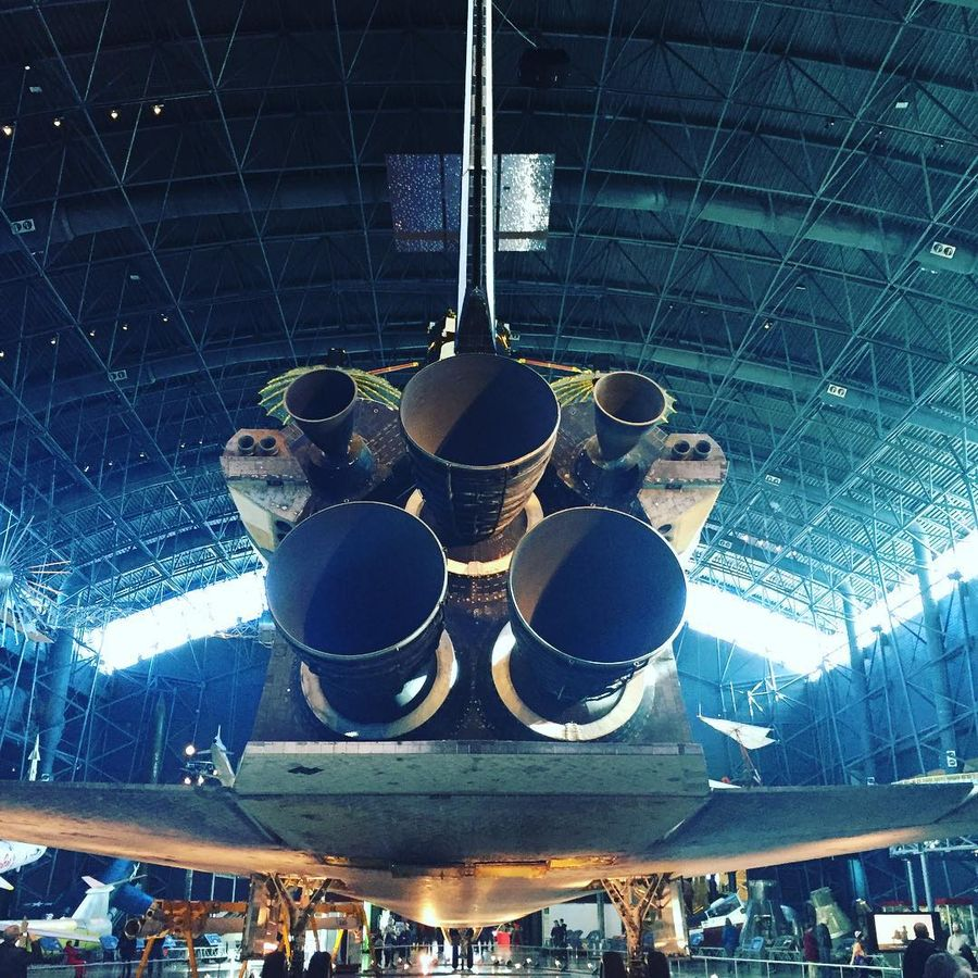 Национальный музей авиации и космонавтики (Вашингтон, США)