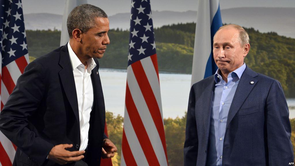 «Чокнутый план Б» США или «камасутра» от Путина!