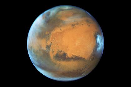 Земным микроорганизмам спрогнозировали выживание на Марсе