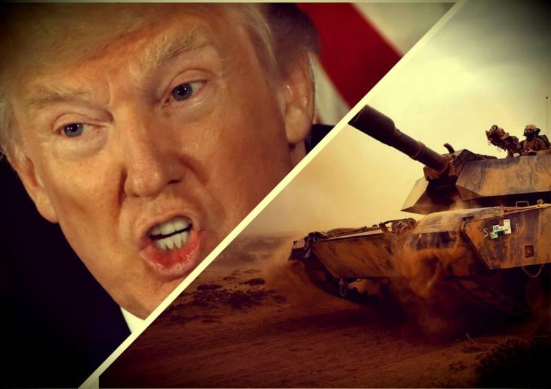 Готовится наступление на Дамаск из «спящей зоны» Даръа. Реванш Трампа с аравийской подоплёкой