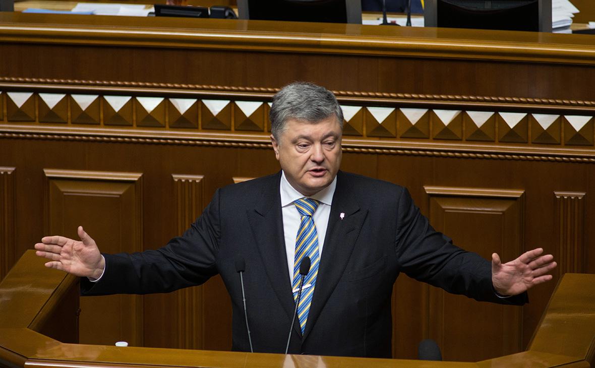 Порошенко посетовал на опрометчивость основавших Москву киевских князей