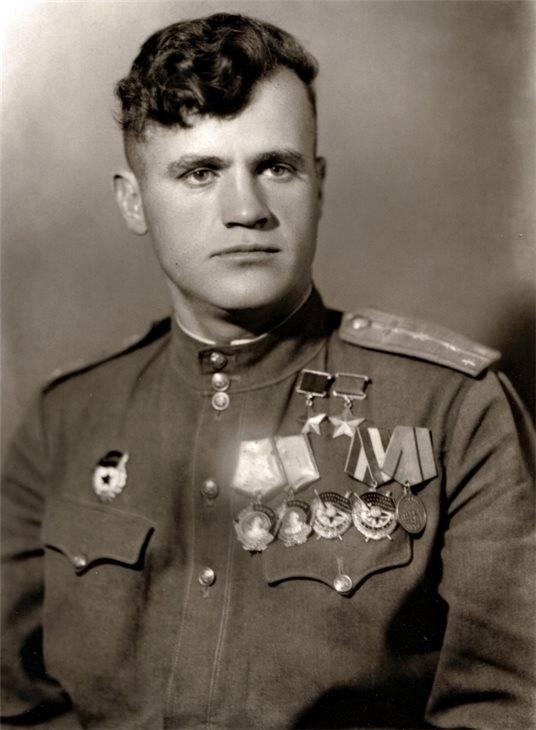 Забытый ас – Николай Гулаев