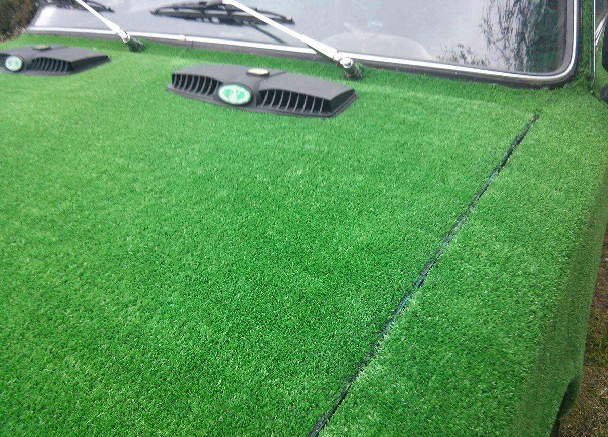 Как превратить газон в парковку и не влететь на штраф 85