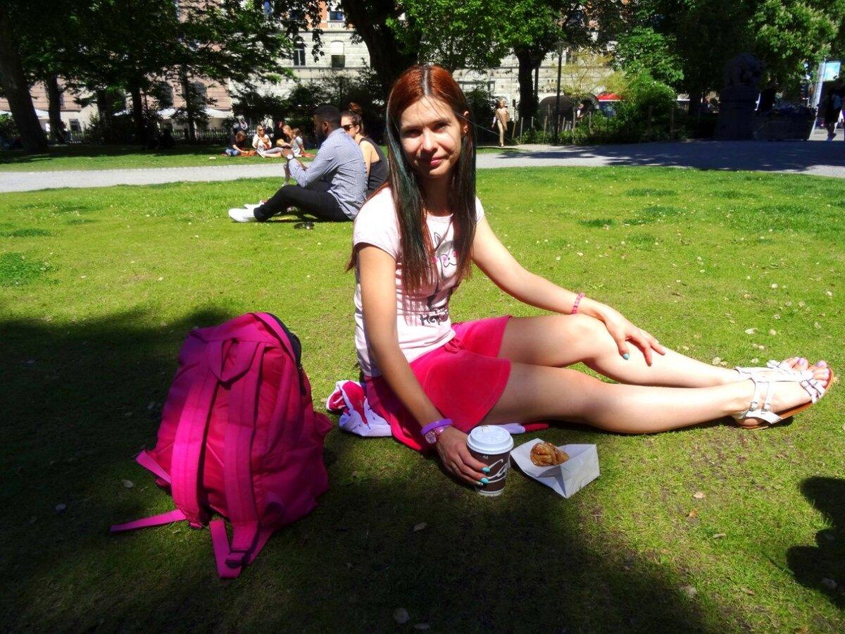 Летом люблю носить короткое